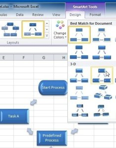 Stylize your flowchart also how to make  in excel rh free power point templates