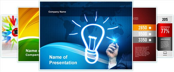 create powerpoint themes