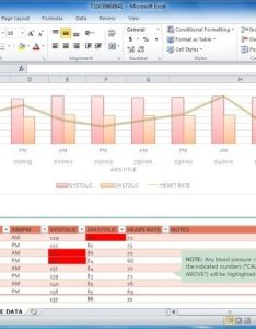 Blood pressure tracker template for microsoft excel also rh free power point templates
