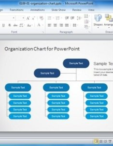 Simple organizational chart template for powerpoint also best templates rh free power point