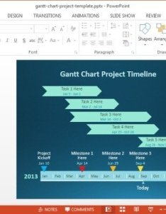 Free gantt chart powerpoint template also best tools  templates for project management rh power point