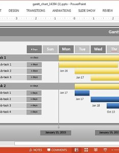 Interactive gantt chart powerpoint template also project progress for rh free power point templates