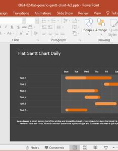 also editable gantt chart template for powerpoint fppt rh free power point templates