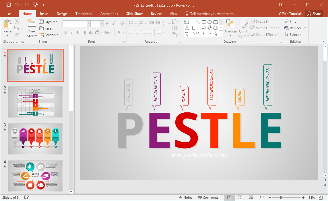 Animated-Pestle-Analysis-Presentation-Template