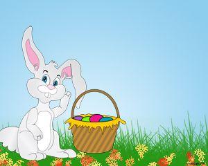 Felices Pascuas Powerpoint Template  Plantillas