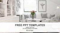 Interior Design-Living Room-PowerPoint Templates