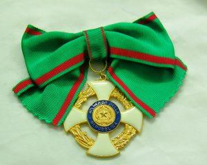 Medaglia dell'Ordine al Merito della Repubblica Italiana