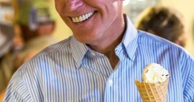Tutte le volte che l'amore di Joe Biden per il gelato ci ha sciolto i cuori