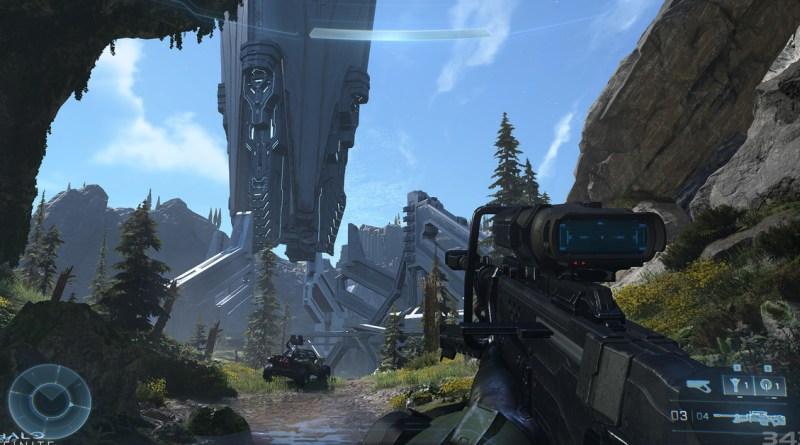 Halo Infinite ha un aspetto molto migliore in questi screenshot 4K