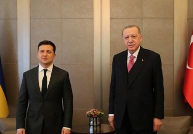 Erdogan sollecita la fine delle tensioni in Ucraina, offre il sostegno della Turchia |  Notizie di conflitto