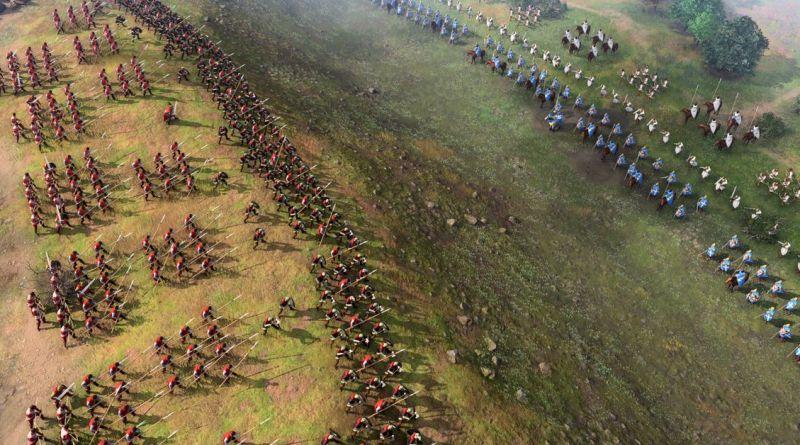 Il team dietro Age of Empires IV vuole che tu impari la storia mentre giochi