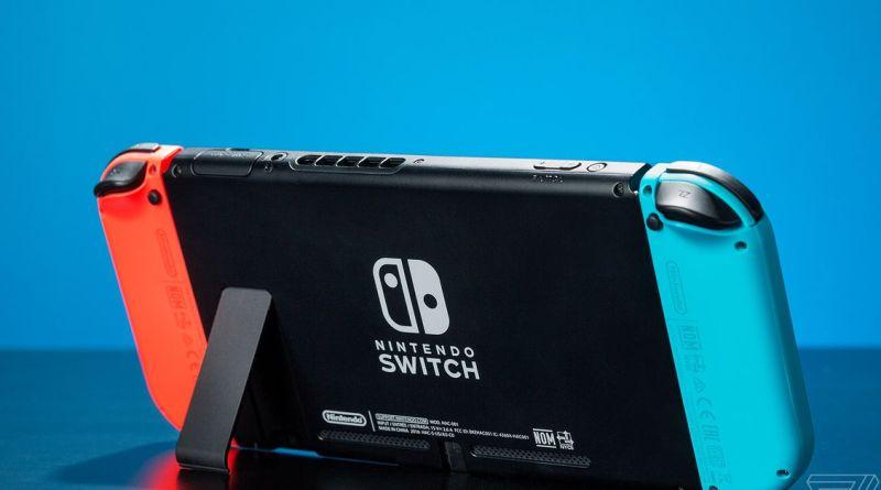 Il Nintendo Switch non può essere fermato