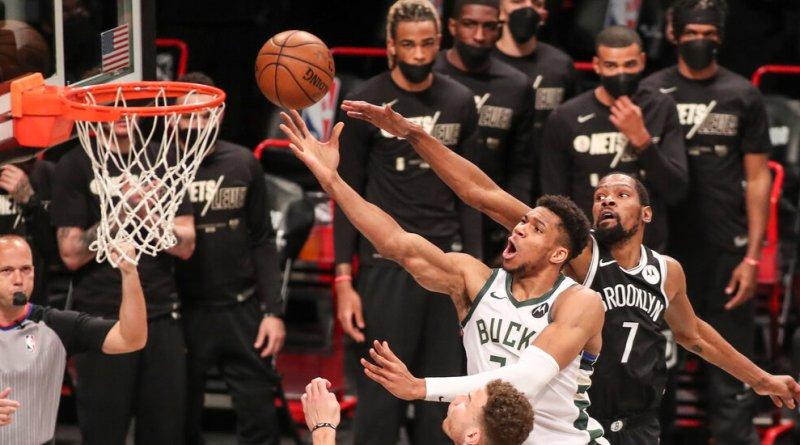 I Milwaukee Bucks battono i Nets in Gara 7 Overtime - Free ...