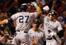 Gli Yankees prendono il posto dei migliori jolly dai Red Sox