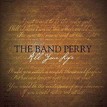 The Band Perry – All Your Life MP3