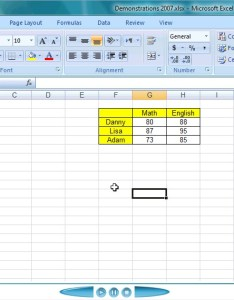 Learn how to create  chart in excel also creating from your table of data rh free training tutorial
