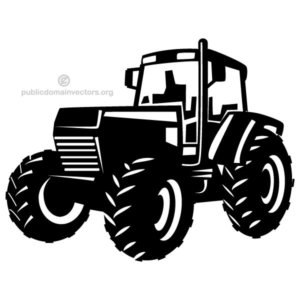Tractor Vector Image Download Free Vector Art Free Vectors