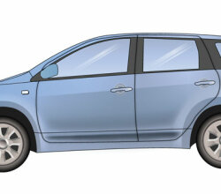 Free Car Vector Image