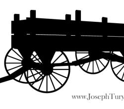 Free Hay Wagon Vector
