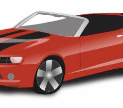 Chevy Camaro Convertible