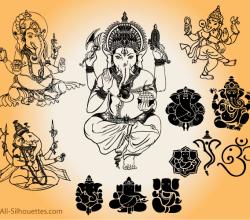 Vector Ganesha Free Download