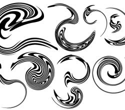 Design Elements Free Illustrator Vector Pack