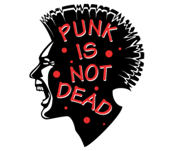 Vector Punk's Not Dead
