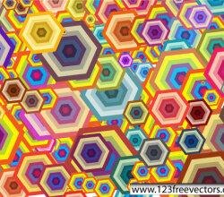 Vector Wallpaper  Polygon