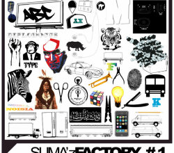 Suma'z Factory Back in Black