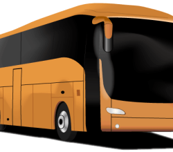 Tourism Bus – Free Vector