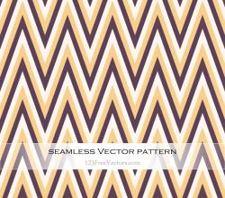 Zigzag Chevron Seamless Pattern