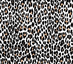 Leopard Print Free Vector