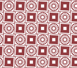 Ancient Seamless Pattern Vector