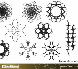 Free Decorative Vector
