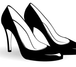 Vector Women Shoes