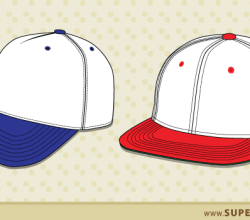 Vector Hat Template