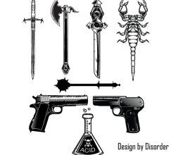 Vector Weapon Elements
