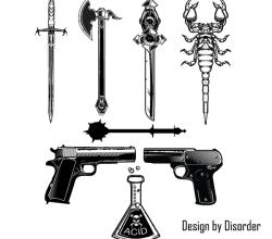 Vector Weapon Elements
