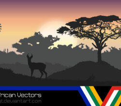 South African Vectors – Veld 2