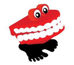 Vector Chattering Teeth