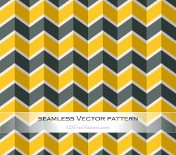 Zigzag Chevron Seamless Pattern Graphics