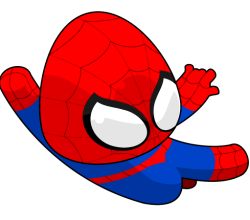 Vector Spiderman
