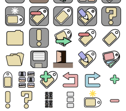 Vector Icon Set 1