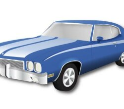 Vector Buick Skylark Car