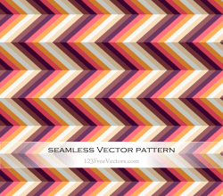 Free Chevron Pattern Vector Art