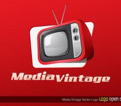 Free Vintage Media Vector