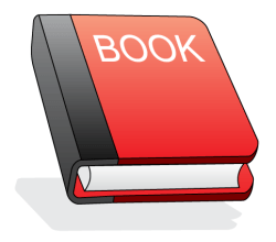Free Red Book Icon Vector