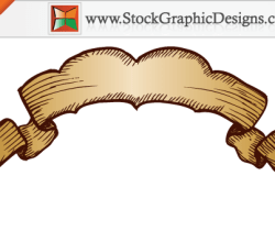 Free Hand Drawn Banner Vector