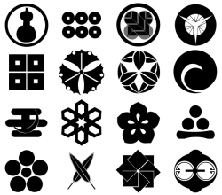 Free Japan Design Elements Vector Set