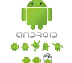 Vector Android Logo Design